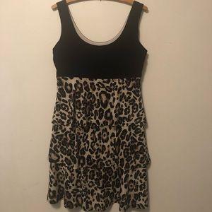 Leopard Stretchy Dress
